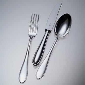 Jezler La Reine 25.003B couteau de table -0