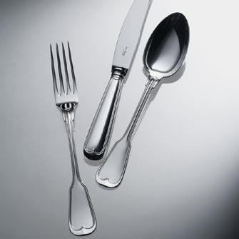Jezler Filet 2.001 cuillère de table -0
