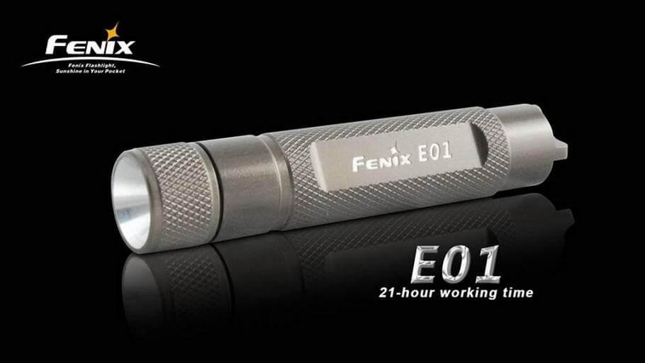 Fenix E01-0