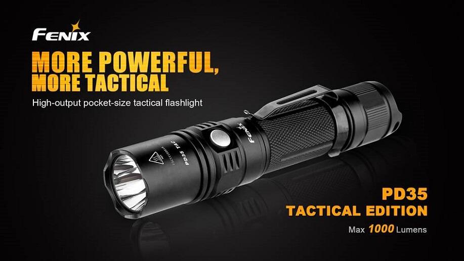 Fenix PD35 Tactical-0