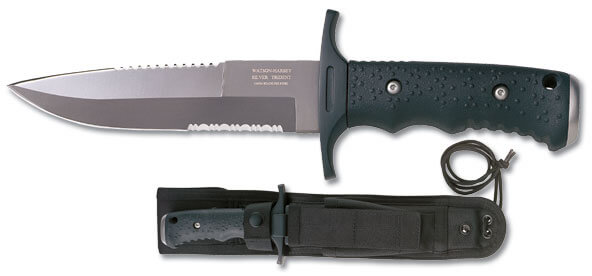 Gerber Watson Harsey Silver Trident-0