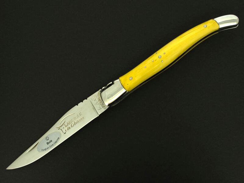 Laguiole de l'Artisan 12cm buis.-0