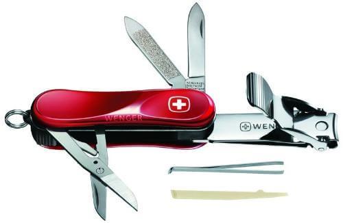 Wenger Nail Clip 580-0