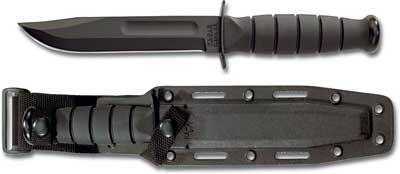 Ka-bar short version Fighting knife-0