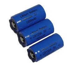Piles 123A lithium-0