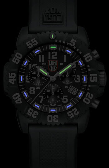 Luminox Colormark Chronograph 3080 Series ref. 3081-4361