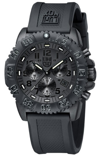 Luminox Blackout Colormark Chronograph ref. 3081.BO-0