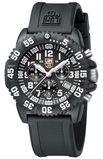 Luminox Colormark Chronograph 3080 Series ref. 3081-0