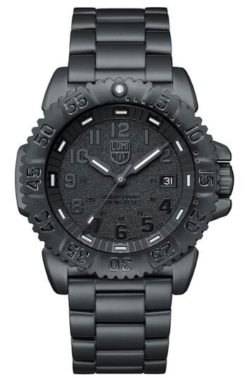 Luminox Seal Steel Colormark 3150 Series ref. 3152.BO-0