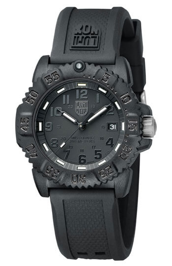 Luminox Blackout Colormark Lady ref. 7051.BO-0