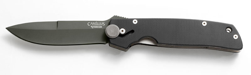 Camillus Cuda folding knife-0