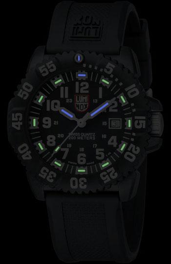 Luminox Original Navy Seal Colormark 3050 Serie ref. 3051-4711
