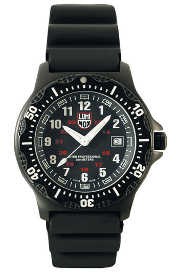 Luminox Black OPS Steel 8400 ref. 8401-0