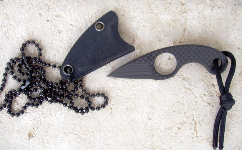 Fred Perrin concept Micro Griffe fibre de carbone-0