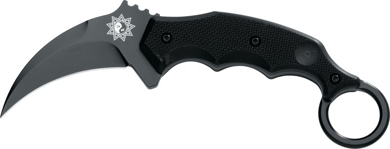 Fox Kuku hanuman fighting karambit-0