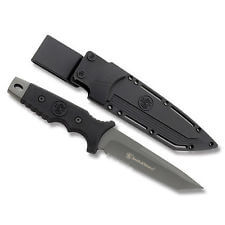 Smith & Wesson Tactical Tanto Fixed Blade-5507