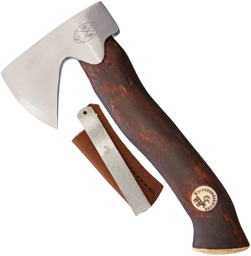 Karesuando Kniven Hache Unna Aksu birch-0