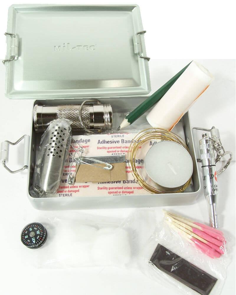 Kit de survie Miltec-0