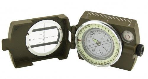 BlackFox Boussole 820 spécifications militaire - Couteaux Fontaine