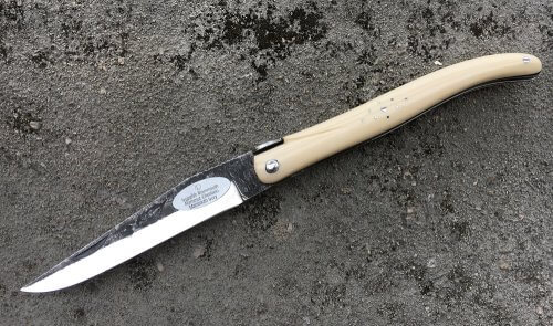 Couteau Laguiole en Aubrac 12cm - Couteaux Fontaine