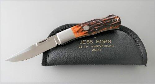 Horn Jess 25ème anniversaire stag